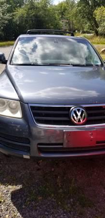 Photo VW TOUAREG - $3,500