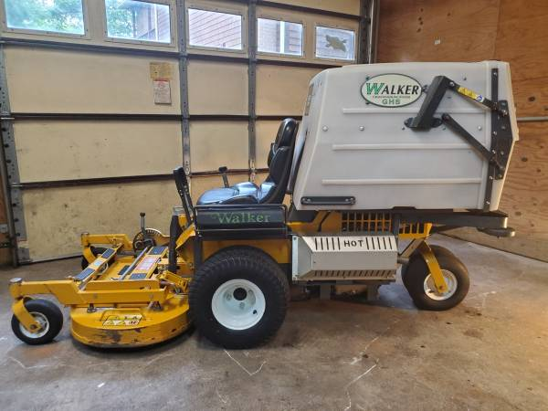 Photo Walker GHS Mower - $6200