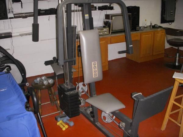 Photo Weider Pro Exercise machine - $95 (Tannersville)