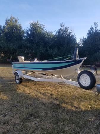 Photo 14 foot sea nymph - $1,650 (M-46 chambers rd Caro)