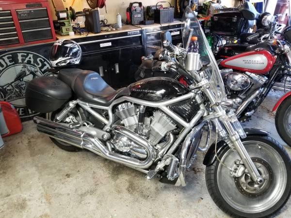 Photo 2004 Harley Davidson V Rod - $4,950 (Fort Gratiot)