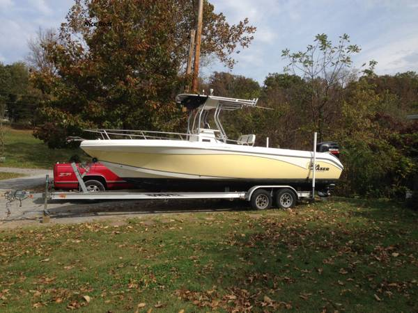 Photo 2007 Carolina Skiff Sea Chaser C2056.65 Center Console Boat - $20,800 (Saginaw)