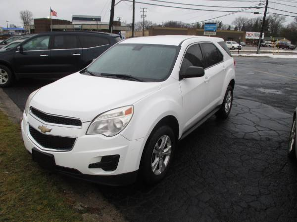 Photo 2011 Chevrolet Equinox LS...........................New ArrivalSharp - $5,995 (CAN-AM AUTO, 2700 Pine Grove Ave, Port Huron)