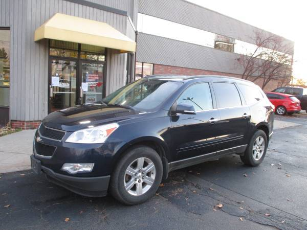 Photo 2012 Chevrolet Traverse LT AWD.......................New ArrivalNice - $7,995 (CAN-AM AUTO EXCHANGE, 2700 PINE GROVE AVE, Port Huron)