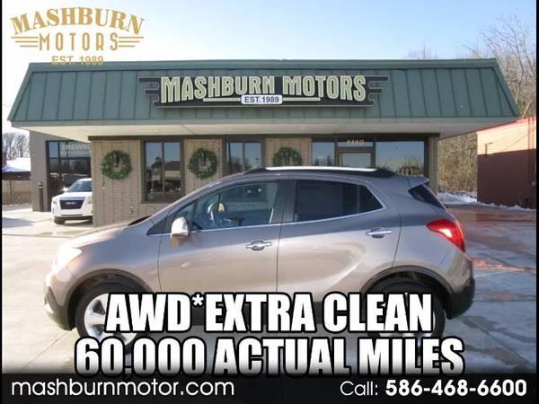Photo 2015 Buick Encore Base AWD - $12,900 (Saint Clair, Mi 48079)
