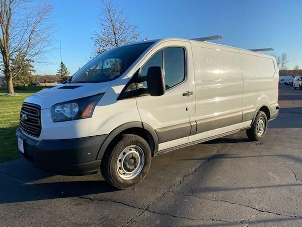 Photo 2016 Ford Transit T-150 Cargo Van LOW ROOF87K MILES - $20,600 (SWARTZ CREEK,MI)