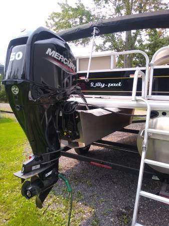 Photo 2020 pontoon bass buggy xl - $19,500 (St Clair)