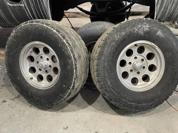 Photo 6 bolt Chevy wheels - $350 (Greenwood)