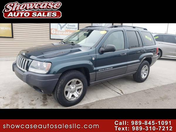 Photo AFFORDABLE2004 Jeep Grand Cherokee 4dr Laredo 4WD - $1995 (Chesaning)