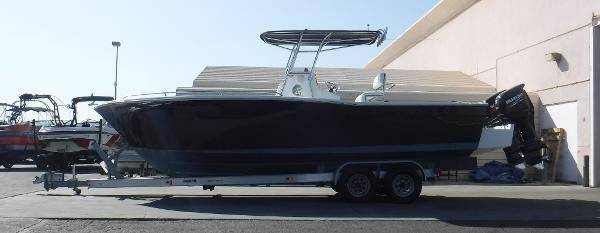 Photo Baja 26 Center Console 2015 Equipped With Suzuki Twin 140 Four Stoke - $30100 (Servicd)