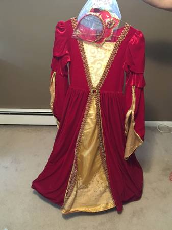 Photo Renaissance Princess costume dress outfit dress - $48 (Port Huron)
