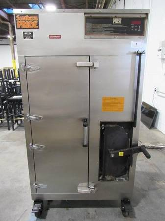Photo Smoke BBQ Grill, Bar  Catering Restaurant Equipment Auction (Cleveland)