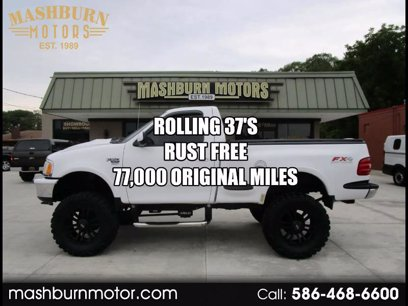 Photo Used 1997 Ford F150 4x4 Regular Cab for sale