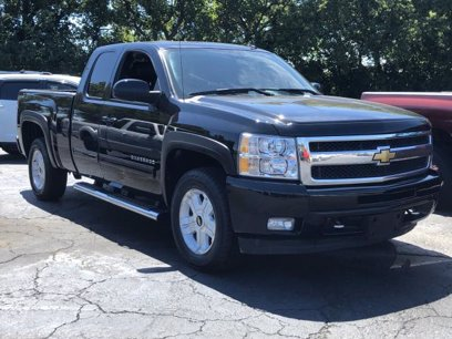 Photo Used 2012 Chevrolet Silverado 1500 4x4 Extended Cab LTZ for sale
