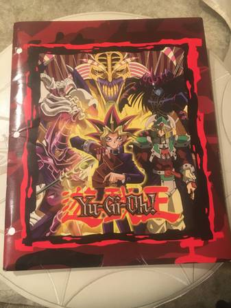 Photo Yu-Gi-Oh papers - $3 (Commerce Township)