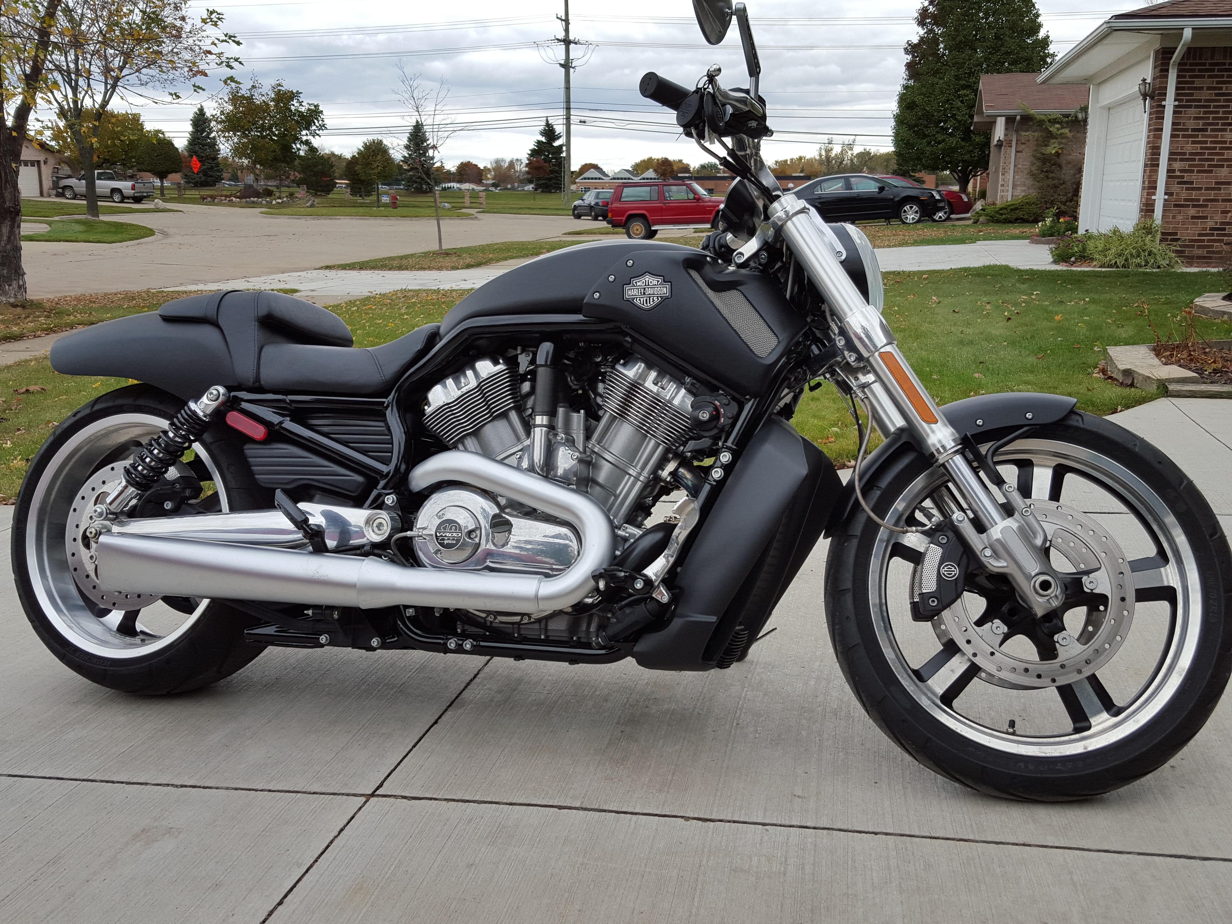 Photo 2012 Harley-Davidson V-ROD MUSCLE $8900188.68188.68
