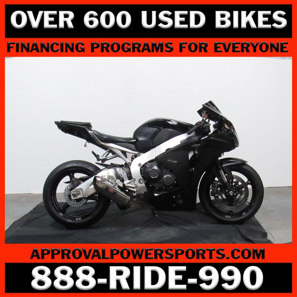 Photo 2011 Honda CBR 1000RR $7999