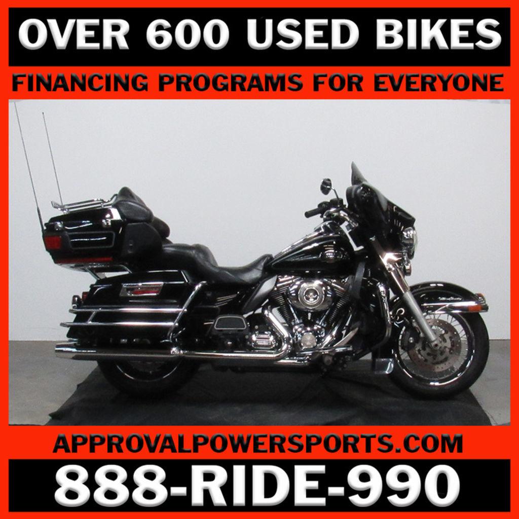 Photo 2009 Harley-Davidson FLHTCU - Ultra Classic Electra Glide $9999