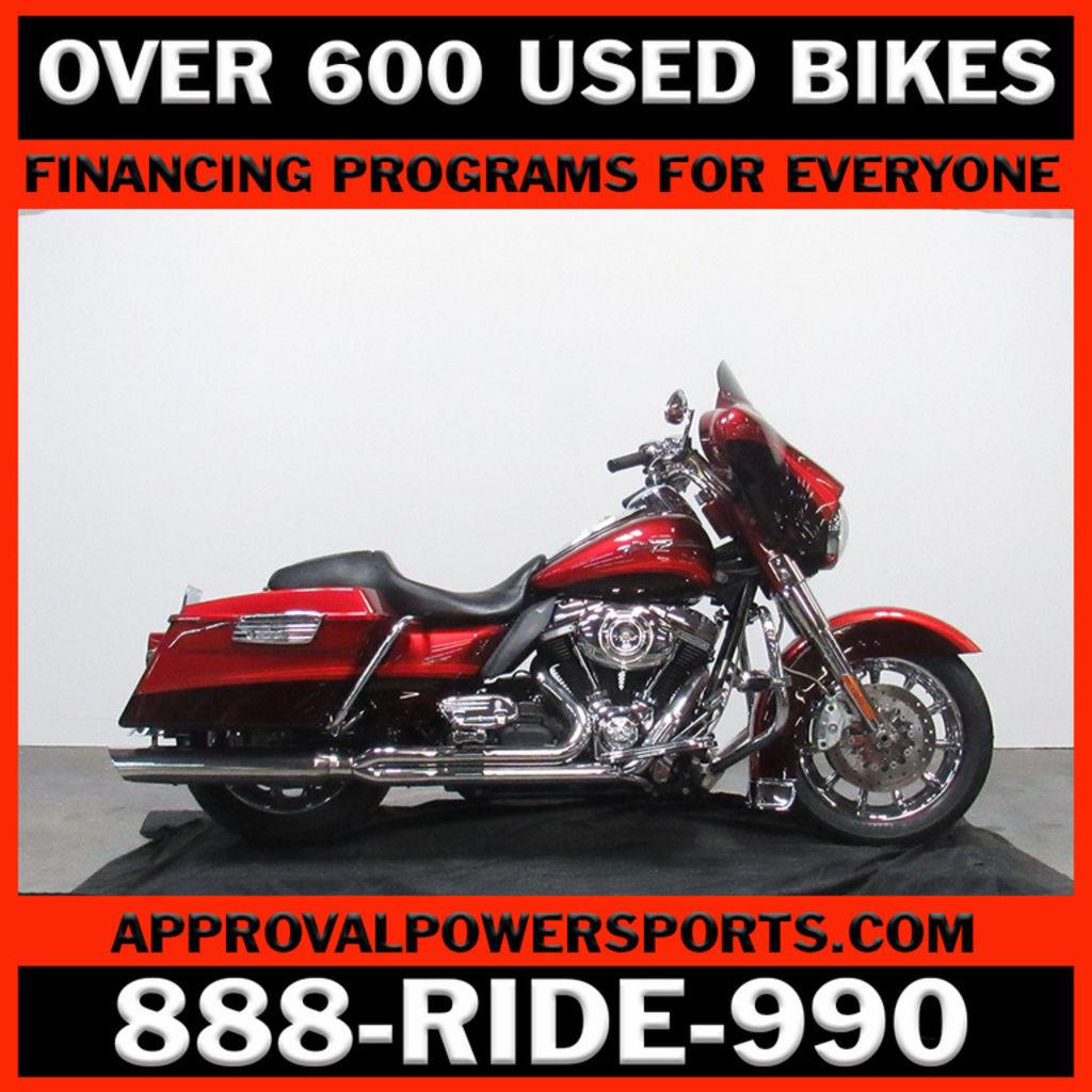 Photo 2009 Harley-Davidson FLHTCUSE - CVO Ultra Classic Electra Glide $11999