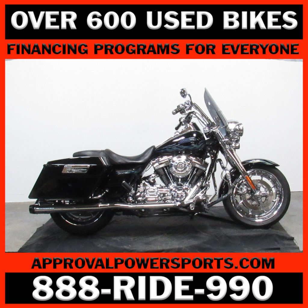 Photo 2007 Harley-Davidson FLHRSE - Road King Screamin Eagle $10500