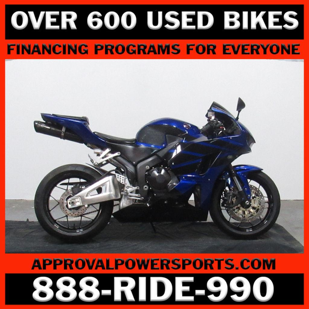Photo 2016 Honda CBR600RR $8999