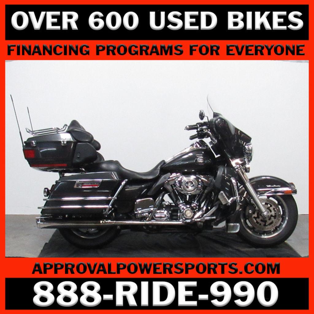 Photo 2008 Harley-Davidson FLHTCU - Ultra Classic Electra Glide $8999