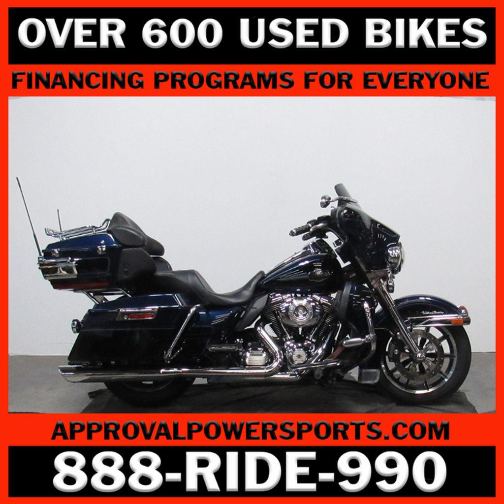 Photo 2013 Harley-Davidson FLHTCU - Electra Glide Ultra Classic $13999