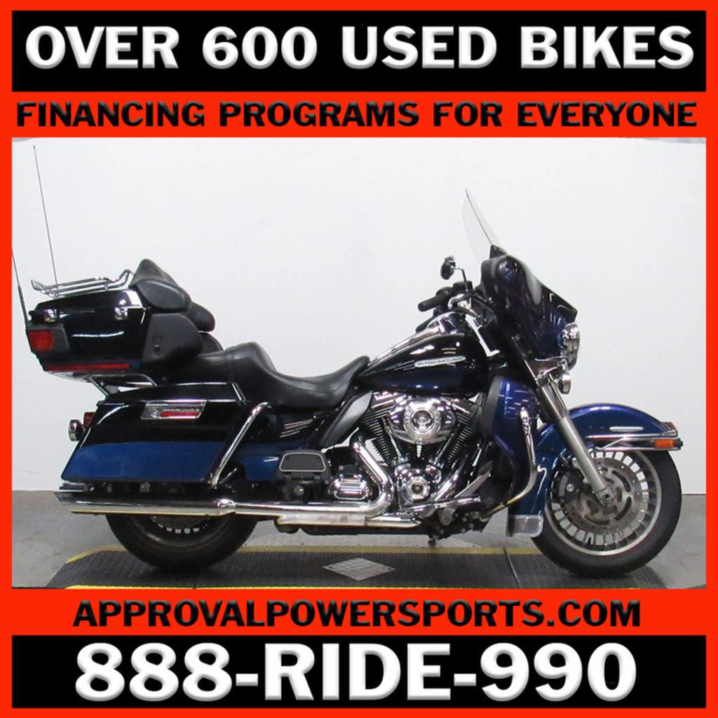 Photo 2010 Harley-Davidson FLHTK - Electra Glide Ultra Limited $11999