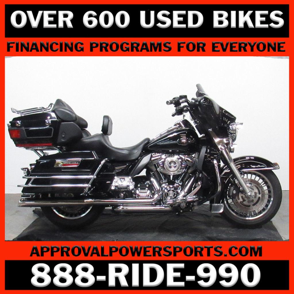 Photo 2010 Harley-Davidson FLHTCU - Ultra Classic Electra Glide $12499