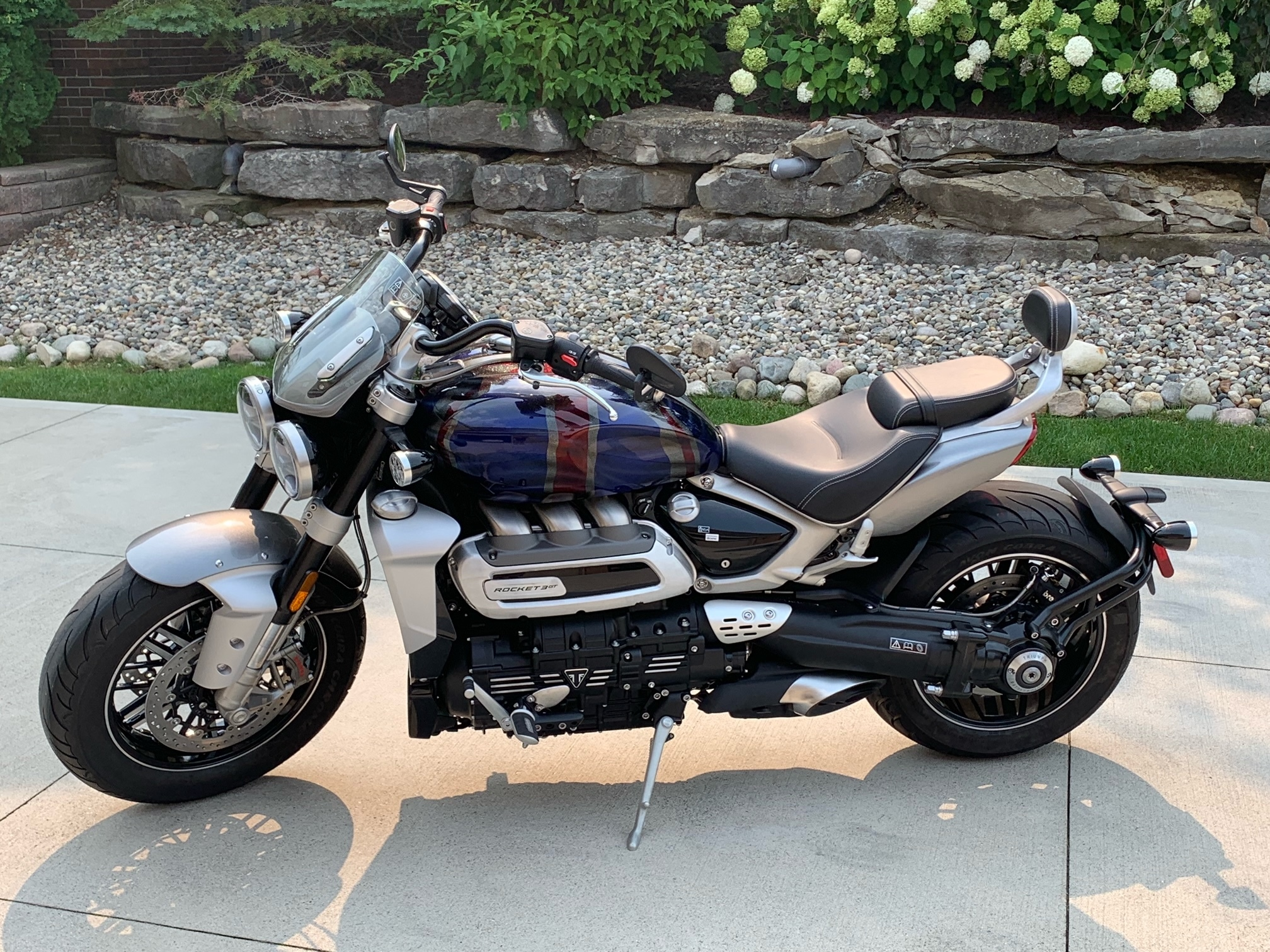 Photo Used 2021 Triumph Touring Motorcycle  $26500