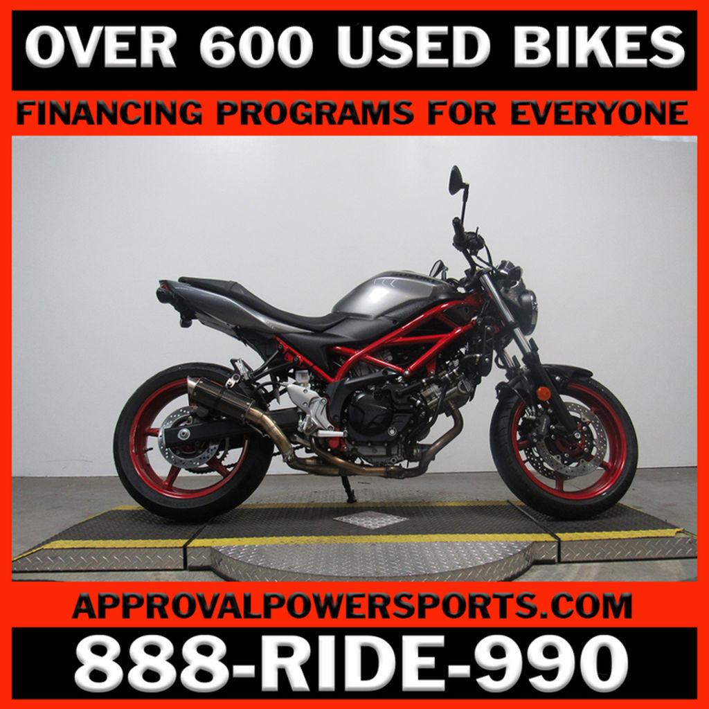 Photo Used 2019 Suzuki Sportbike Motorcycle  $6999