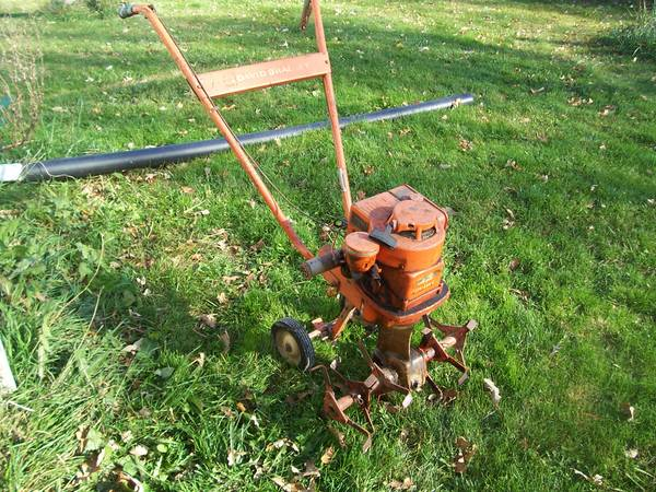 David Bradley Rototiller 200 Jeddo Garden Items For Sale