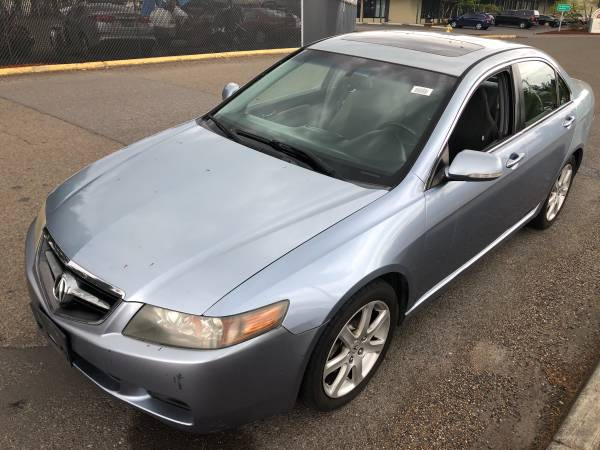 Photo 04 ACURA TSX ((185k)) clean title ((deal)) - $3,750 (3817 se 82((30 cars under $3k)))