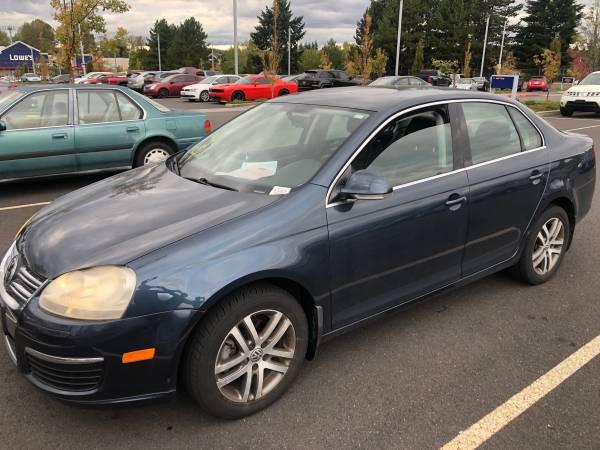 Photo 06 VW JETTA ((97k)) loaded Passat Honda Accord bmw Audi civic Camry - $4,250 (3817 se 82)