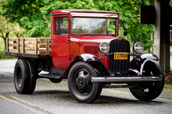 Photo 1933 CHEVROLET PICKUP TRUCK CLASSIC DUALLY dodge ford toyota gmc - $10999 (Portland OR)