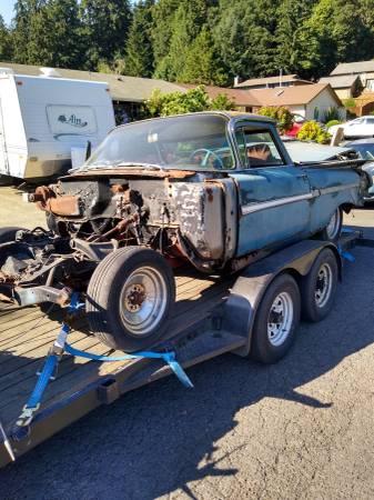 Photo 1959 1960 impala elcamino parts - $1 (Silverton)