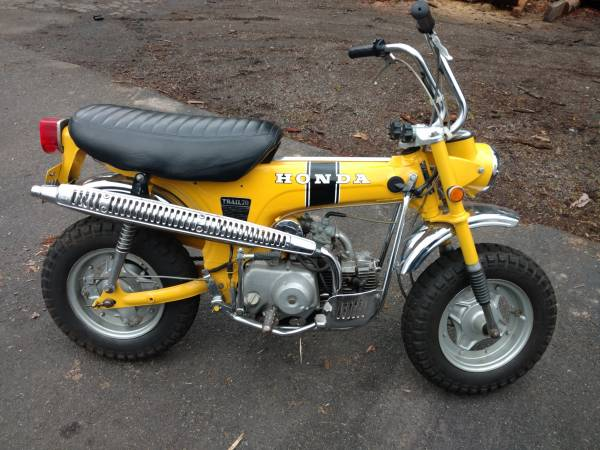 Photo 1971 Honda CT 70 - $3600 (Portland)