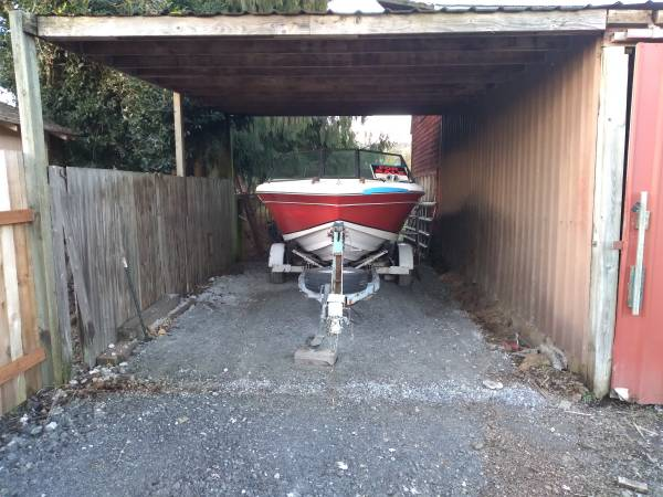 Photo 19 ft Bayliner For sale or Trade - $2,000 (MCMINNVILLE)