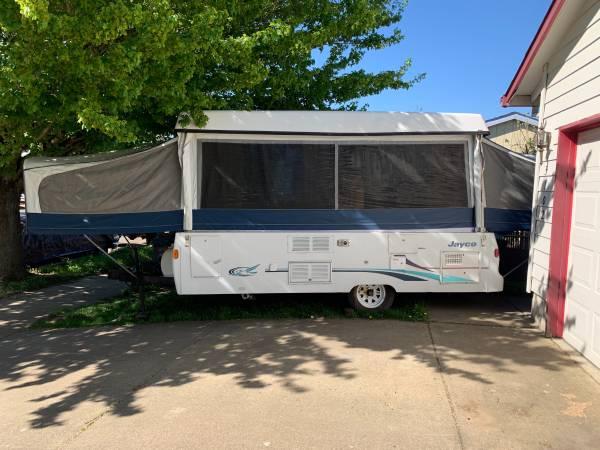 Photo 2000 Jayco 16 foot pop-up trailer - $5,900 (Portland Oregon)