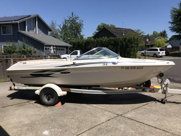 Photo 2001 Sea Ray 180 Bow Rider - $8,250 (Hillsboro)