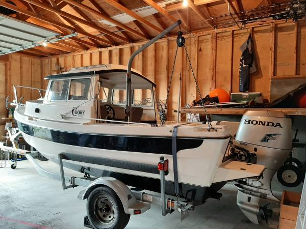 Photo 2004 1939 C-Dory Angler - $29500 (Scappoose)