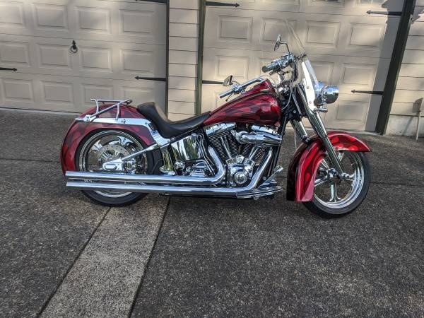 Photo 2004 Custom Harley - $8,500 (Ridgefield)