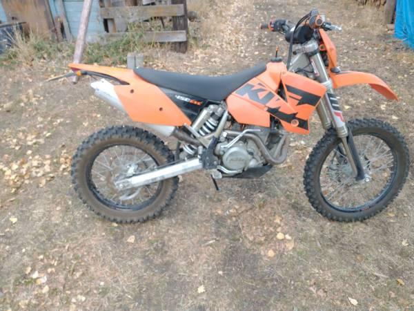 Photo 2004 KTM 450 EXC - $2,800 (Centerville)