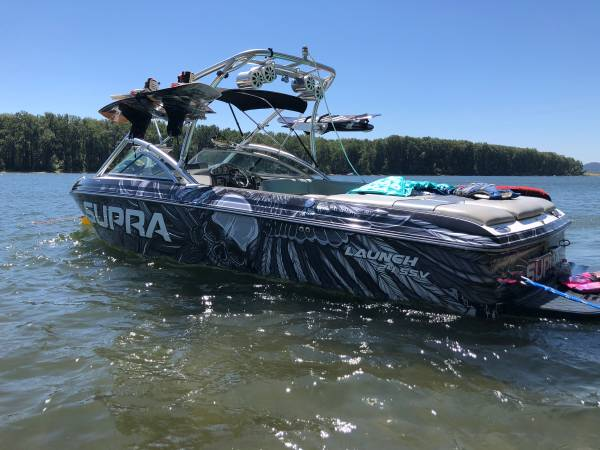 Photo 2005 Supra Launch 24 SSV Gravity Games Edition - Wakeboard  Surf Boat - $42,950 (Damascus)