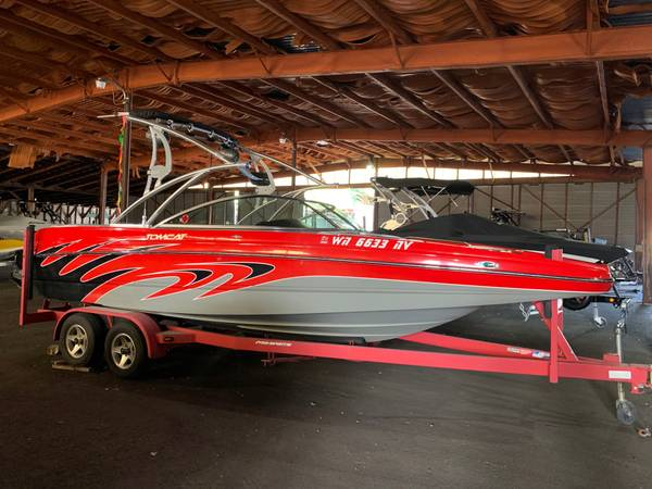 Photo 2007 MB Sports F23 Tomcat - $43,995 (Northwest Boat Sports)