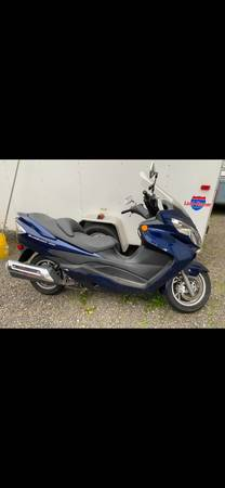 Photo 2007 Suzuki Burgman 400 Scooter - $2,000 (Canby)