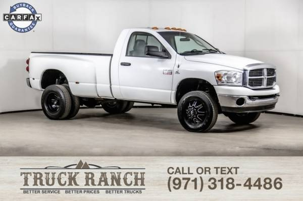 Photo 2009 Dodge Ram 3500 SLT - $21995 (_Dodge_ _Ram 3500_ _Truck_)