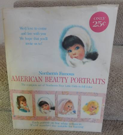 Photo 4 VINTAGE 1960s Northern39s AMERICAN Beauty PORTRAITS - $25 (Vancouver)