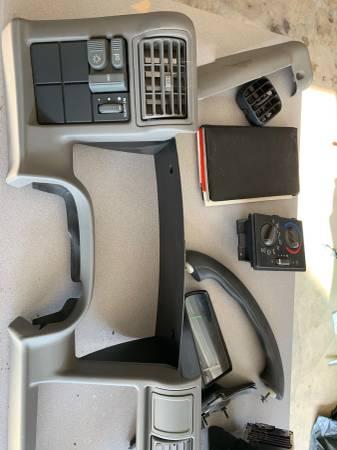 Photo 9439- 9739 Chevy S10 Dash Panel  Parts - $10 (Newberg)