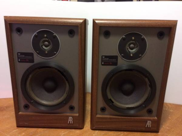 Photo AR 8B Telodyne Acoustic Research (Needs Foam Surrounds) - $80 (Estacada)